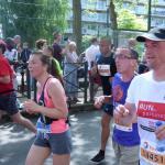 jos loopt 20 km door Brussel OP 19 MEI 2019