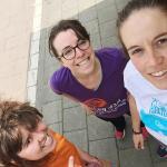 Taart, gok, run: Julie loopt de 20 km
