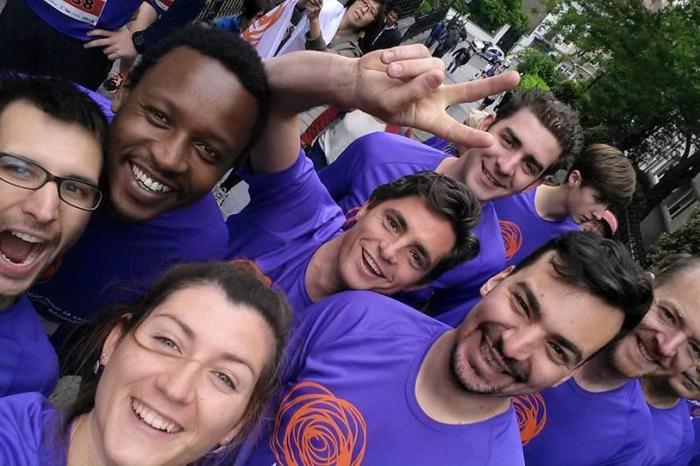 Go zusje en de mensen van étoile du sud: Voor het recht op gezondheidszorg voor iedereen!