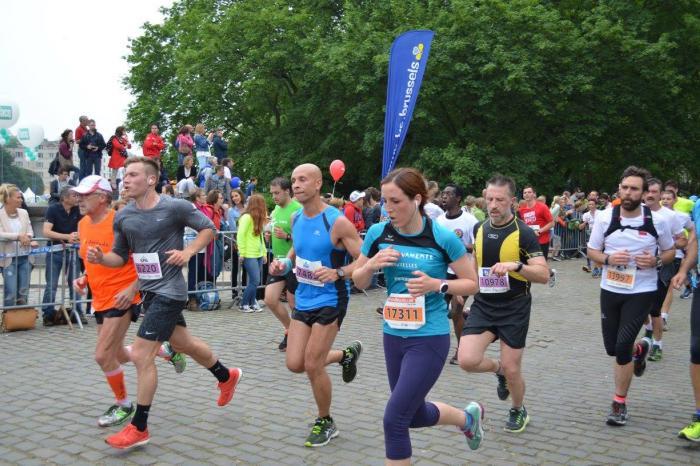 Nathalie loopt de 20km voor G3W/M3M