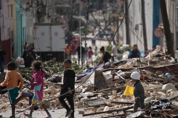Een tornado van solidariteit voor Cuba
