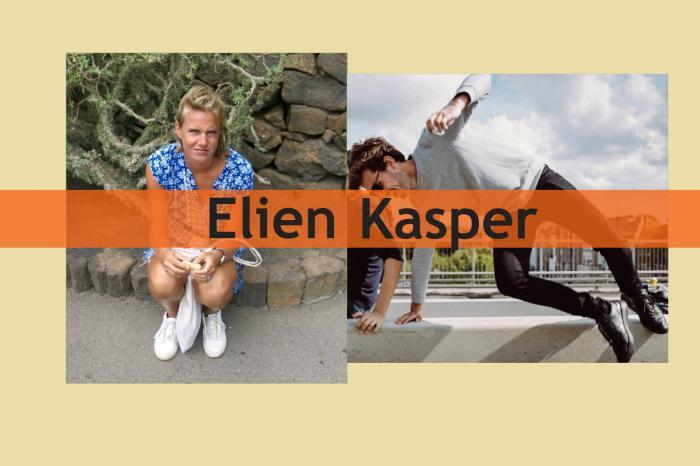 Kasper en Elien lopen voor Palestijnse jongeren