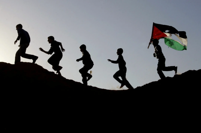 Trail 4 Palestine