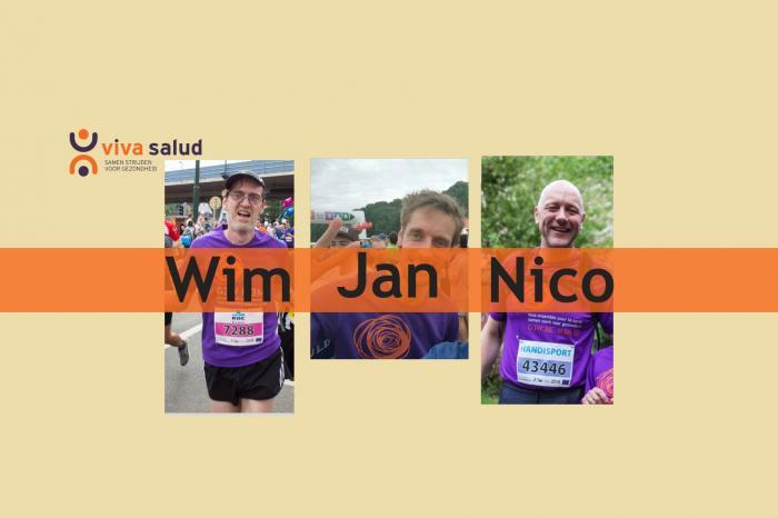 Viva Salud Ghent Marathon Team
